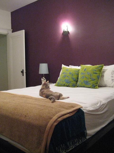 purple and green bedroom plum and green bedroom pinterest