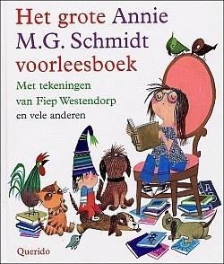 Voorlezen uit Annie MG Schmidt