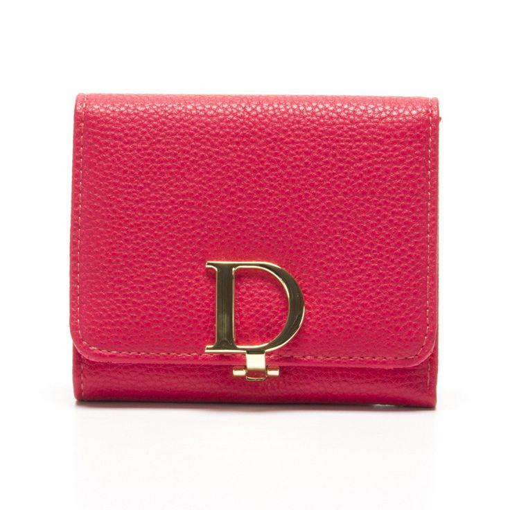 Nieuwe Mode D Brief Vrouwelijke Purse Vrouwen Portemonnee Beroemde Merken Vrouwen Portemonnee Creditcardhouder