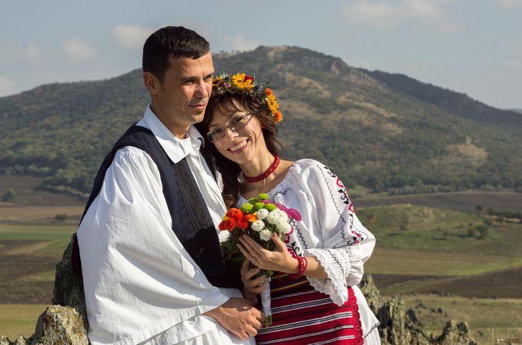 Laura și Constantin. Nuntă tradițională interculturală în Brăila.