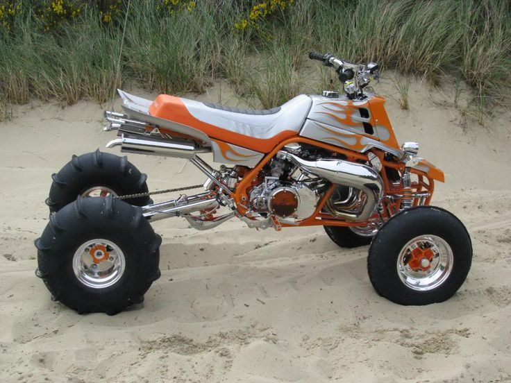 Four Wheelers For Sale Honda >> custom banshee | custom dunner banshee | Atv | Atv ...
