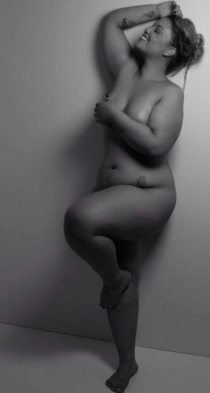 Jessica plus size black women nude