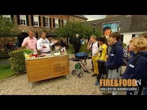 Fire&Food - Yakitori Japanse kipspies op de BBQ