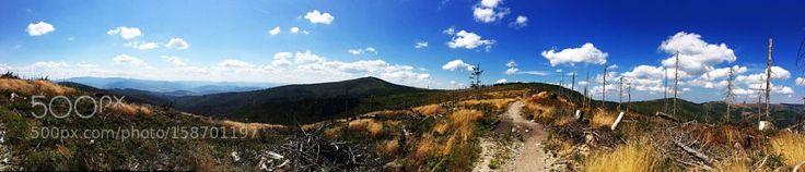 Przepiękna droga na Skrzyczne  widoki widoki widoki !!! by KarolinaLi Travel Adventure Photography #InfluentialLime