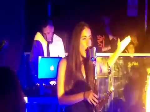 Alessia Ciccone Bros. Live in Firenze Pop Up Tour Of Italy 2016