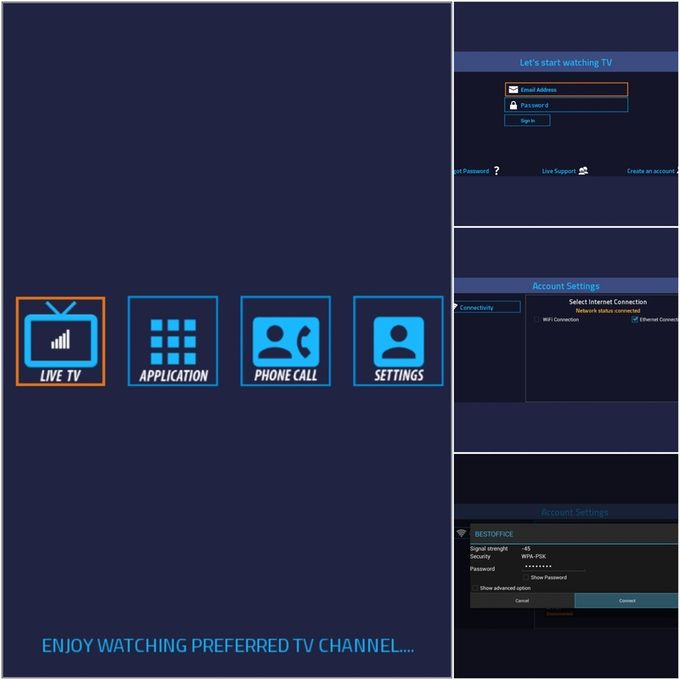 Wahltv has developed a complete operating system that will allow you to get all of the traditional TV content unto your mobile devices as well television set. This also included local content from your region. Visit https://kck.st/1Leh09W