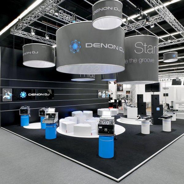DENON DJ - Blickfang Messebau GmbH