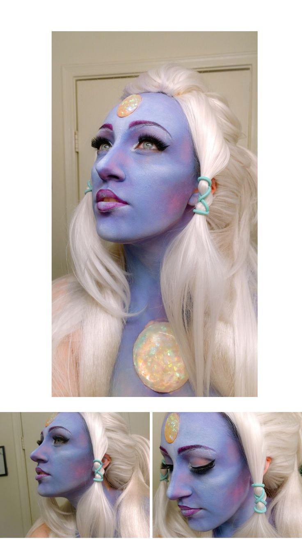 Opalo cosplay. So cool