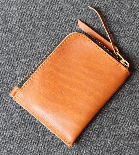 Zipper Wallet.