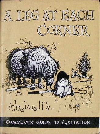 A Leg at Each Corner by Norman Thelwell