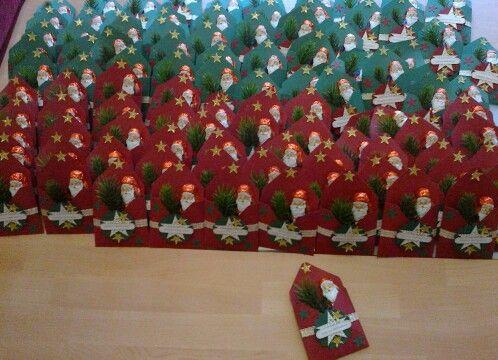 weihnachts goodies verpacken verschenken mit stampin. Black Bedroom Furniture Sets. Home Design Ideas