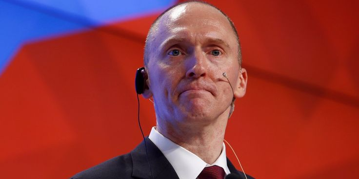 Carter Page fumes over the congressional Russia probes delivers documents he calls 'irrelevant and unnecessary'