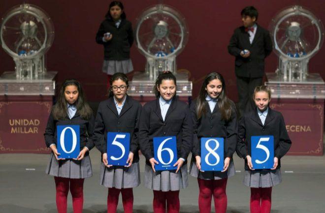 Lotería del Niño: Cómo cobro mi premio?