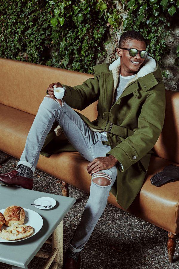 Les tendances mode homme de l'automne hiver 2015 2016 serie mode