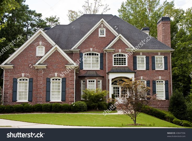 Best 25 two story houses ideas on pinterest nice houses for 2 story brick house plans