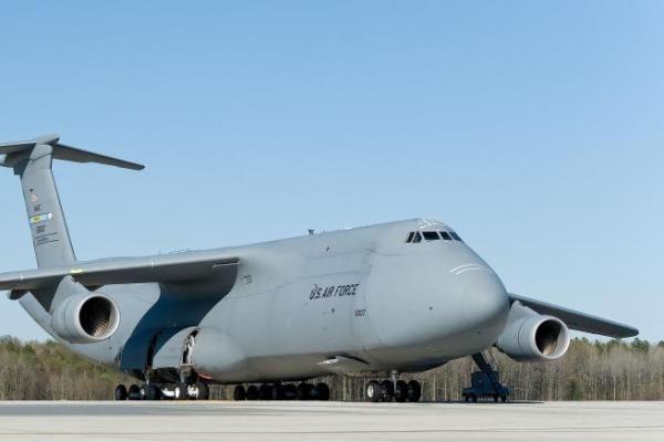 Lockheed Martin delivers final C-5M Super Galaxy for 2015 - UPI.com