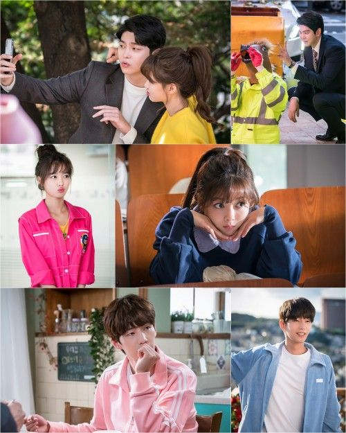 The Leads Are Charmingly In Webtoon Character In New Stills For Clean With Passion For Now A Koala S Playground Paixao Musica