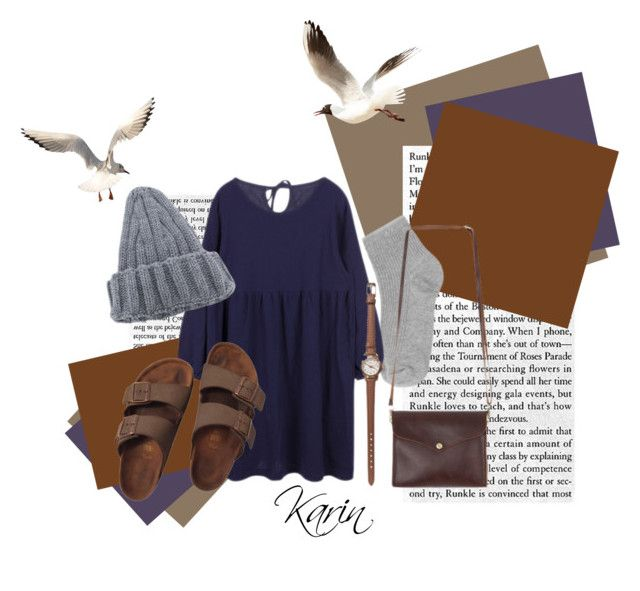 Karin by ninjasofia on Polyvore featuring Birkenstock