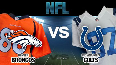Indianapolis Colts win Wild Card game | NFL Betting - Broncos and Colts to Play to a Shootout ......here we go again
