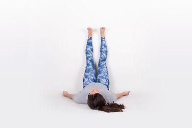 Legs-up-the-Wall Pose #restorative #yoga http://greatist.com/fitness/restorative-yoga-infographic