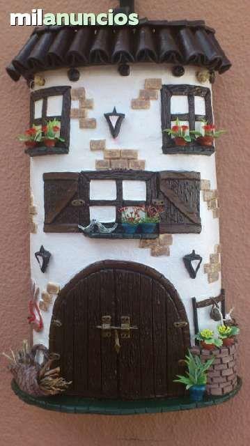 Mil anuncios com tejas decoradas casa y jard n tejas decoradas tejas decoradas pinterest - Milanuncios de casas ...