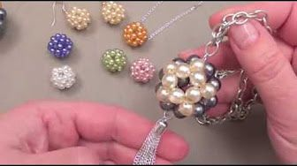 Fashion Topic El Galeón Pearl Collar - YouTube