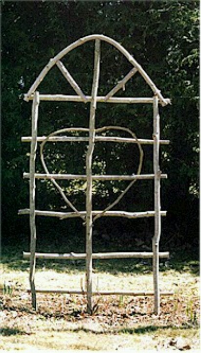 1000 Images About Trellis On Pinterest Gardens Arbors
