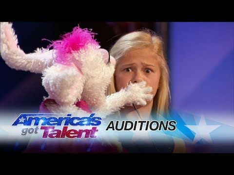 "This 12-Year-Old Ventriloquist's Performance On ""America's Got Talent"" Just Shook The World 