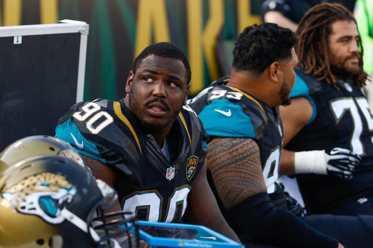Malik Jackson boldly predicts the Jaguars to go undefeated and win Super Bowl LII