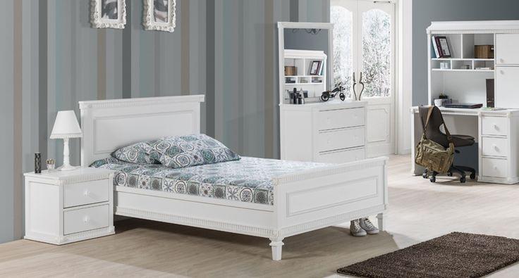 Κρεβάτι Unisex Hazeran