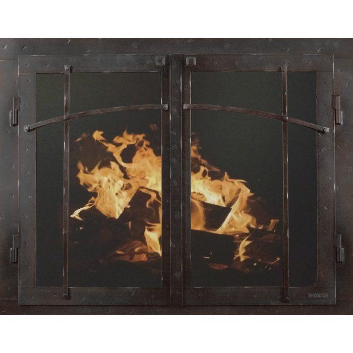 Mountain Series Fireplace Glass Door