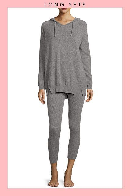 The Adult's Guide To Pajamas #refinery29  http://www.refinery29.com/adult-pajama-guide#slide-8  Cashmere from head to toe? Sign us up....