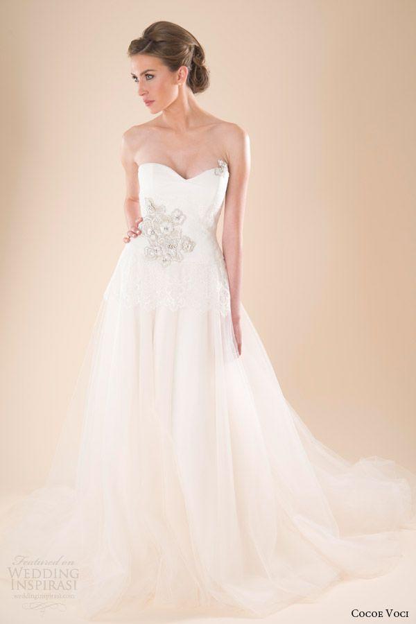 Cocoe Voci Spring 2014 Wedding Dresses | Wedding Inspirasi