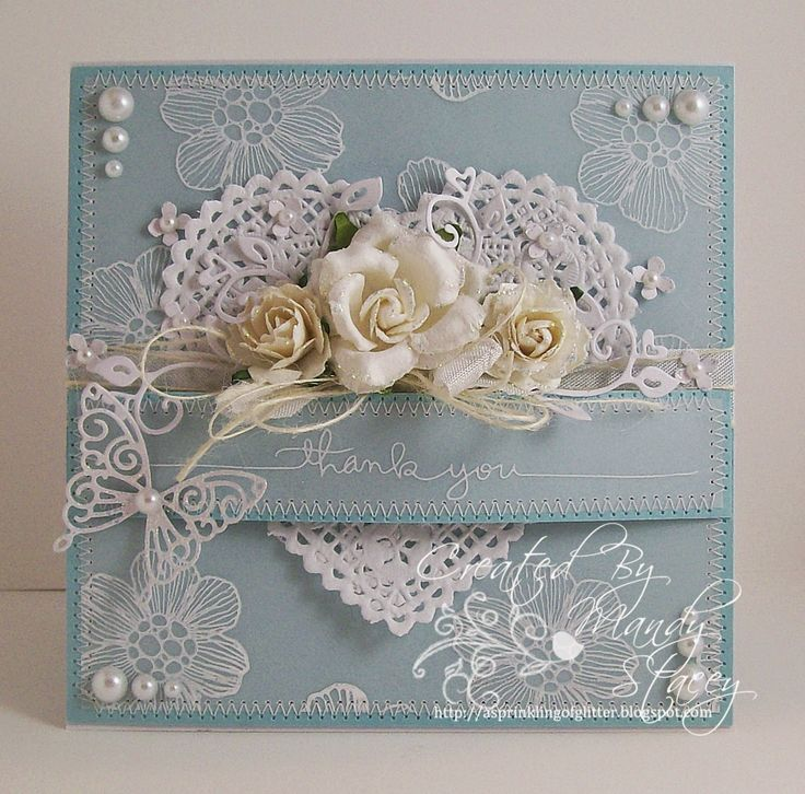 Gorgeous card created by Mandy for the Simon Says Stamp Wednesday challenge (Thanks/Thanksgiving)
