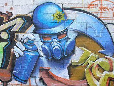 Best Global Graffiti Images On Pinterest Urban Art Street - Amazing graffiti alters perspective space