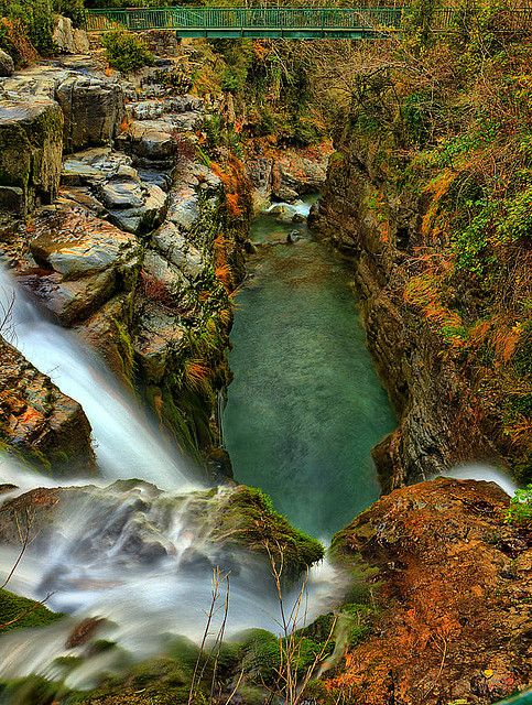 Cañón de Añisclo / Añisclo Canyon - Vio (Sobrarbe - Huesca, Spain