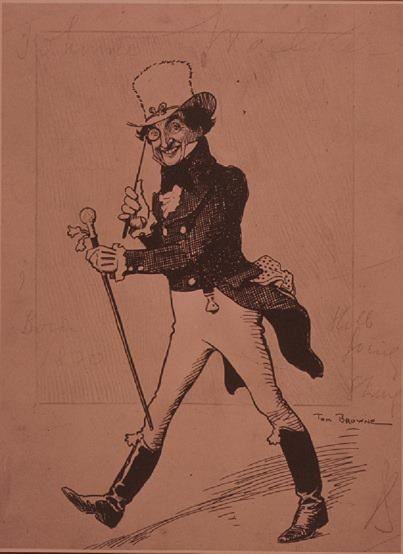 Johnnie Walker's Striding Man