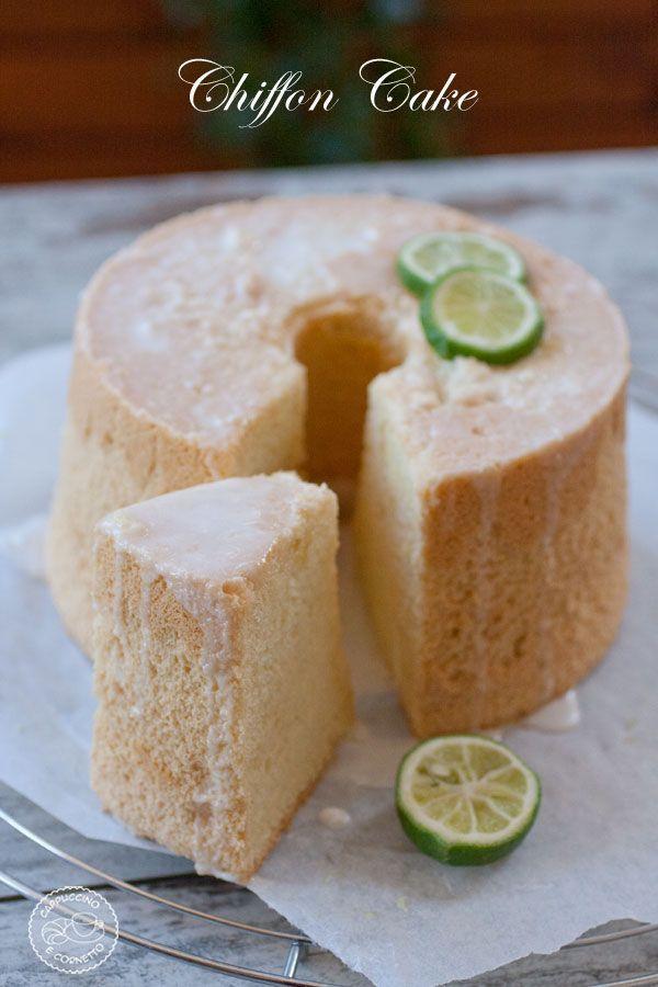 """Buon mercoledi """"pasticciatori"""". Per addolcire questa settimana di aututnno vi lascio una ricetta dolciosissima e sofficiosissima, la chiffon cake. E' una torta particolare, caratt…"""