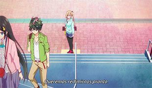 Musaigen no Phantom World Capítulo 3