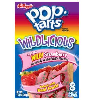 Les Pop Tarts Wildlicious vous proposent une recette sauvagement délicieuse...Imaginez le croustillant d'un biscuit à tarte fourré à l'onctu...