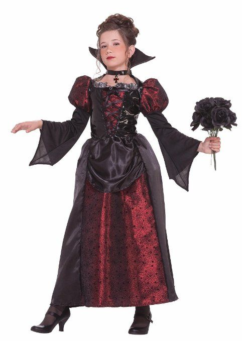 Amazon.com: Forum Novelties Vampire Miss Dress: Clothing $30