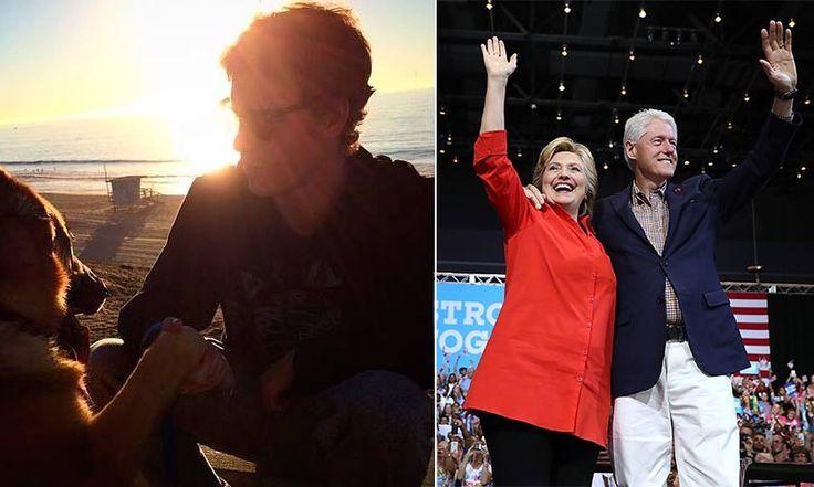 Conoce al guapo sobrino de Bill y Hillary Clinton que está revolucionando las redes