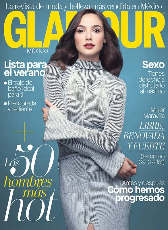 Gal Gadot by Brian Bowen Smith for Glamour Mexico June 2017 Cover http://ift.tt/2ruwQ2m