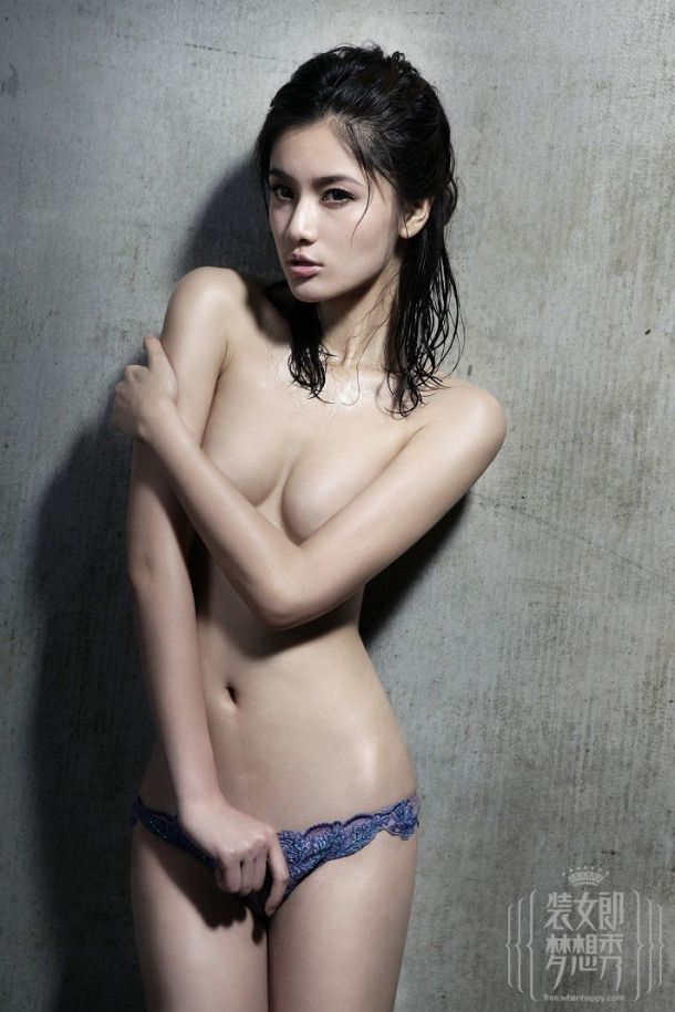 Top Nude Asian Models