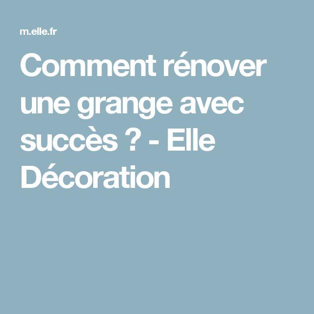 17 best ideas about renovation grange on pinterest grange r nov e ferme re - Renover une grange combien ca coute ...