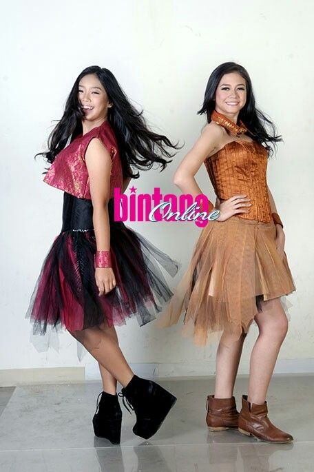 Duo Kirei - Tabloid Bintang