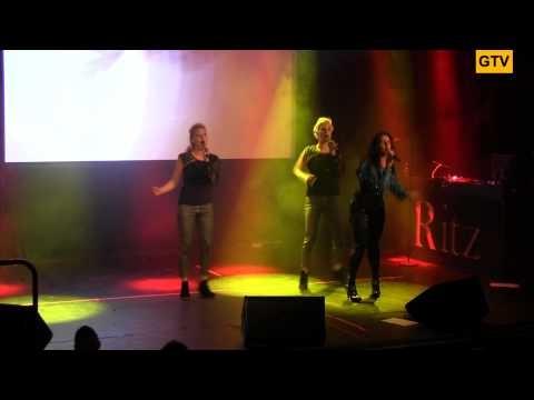 Örebro, Sweden at Ritz Nightclub - 1 March 2013. All That She Wants live. #jennyberggren #aceofbase #allthatshewants #orebro