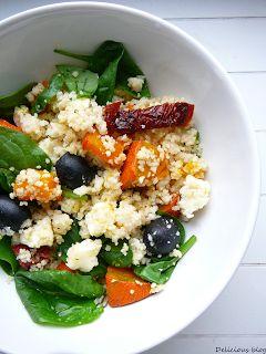 Kuskus salát