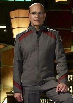 Richard Woolsey (Robert Picardo) - Stargate: Atlantis