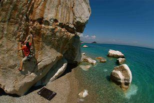 Scenery To Die For ? Bafa Lake Bouldering Turkish Capital of this growing sport